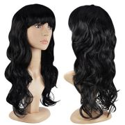 women's fashion wig curly hair