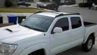 TOYOTA TACOMA DOUBLE CAB 2005-2015 ROOF RACK FACTORY OEM ...