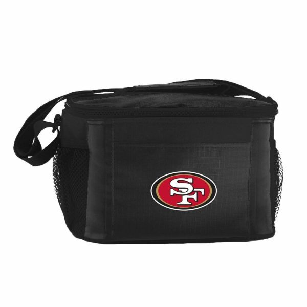 Nfl San Francisco 49ers Insulated Lunch Cooler Bag