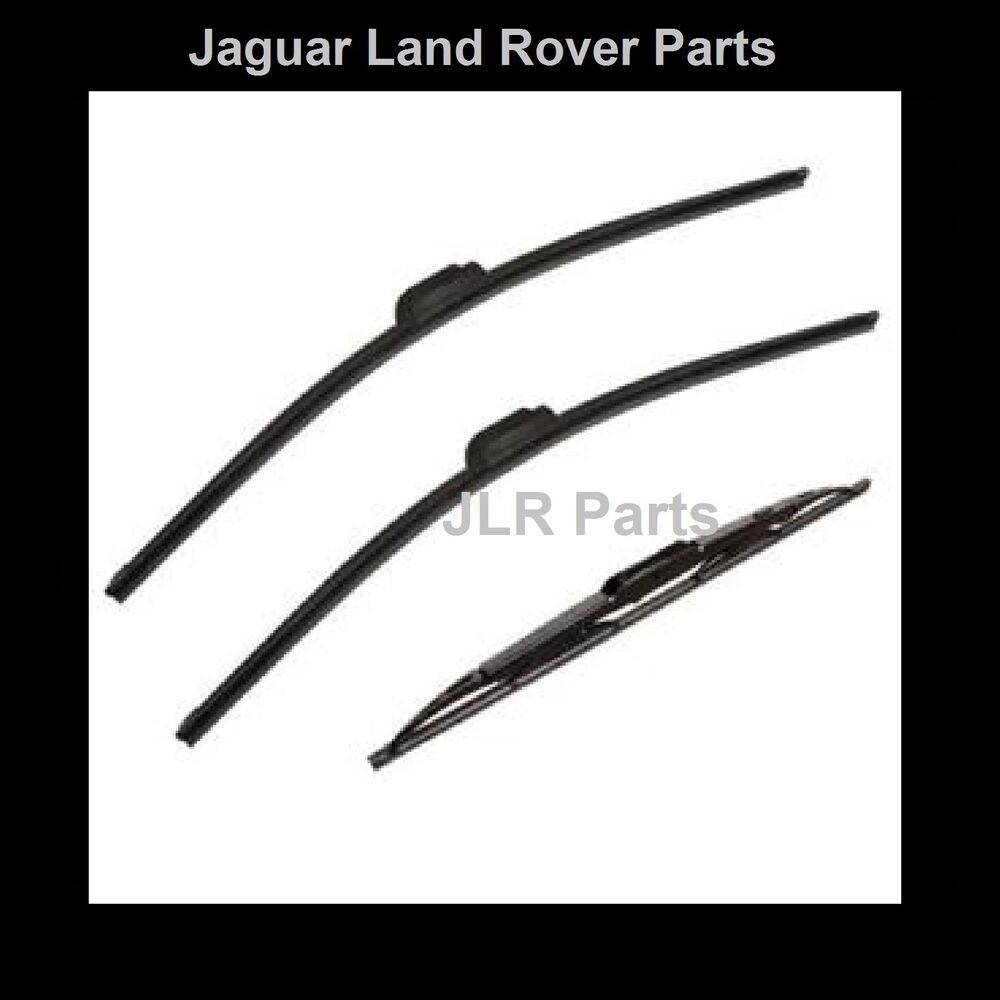 Land Rover Discovery 3 & 4 New Windscreen Front & Rear