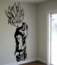 Dragon Ball Z Decals - goku shooting up dragonball z ...