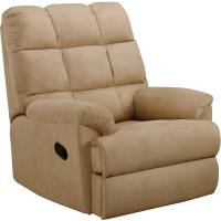 Recliner Sofa Chair Microsuede Rocking Living Room ...