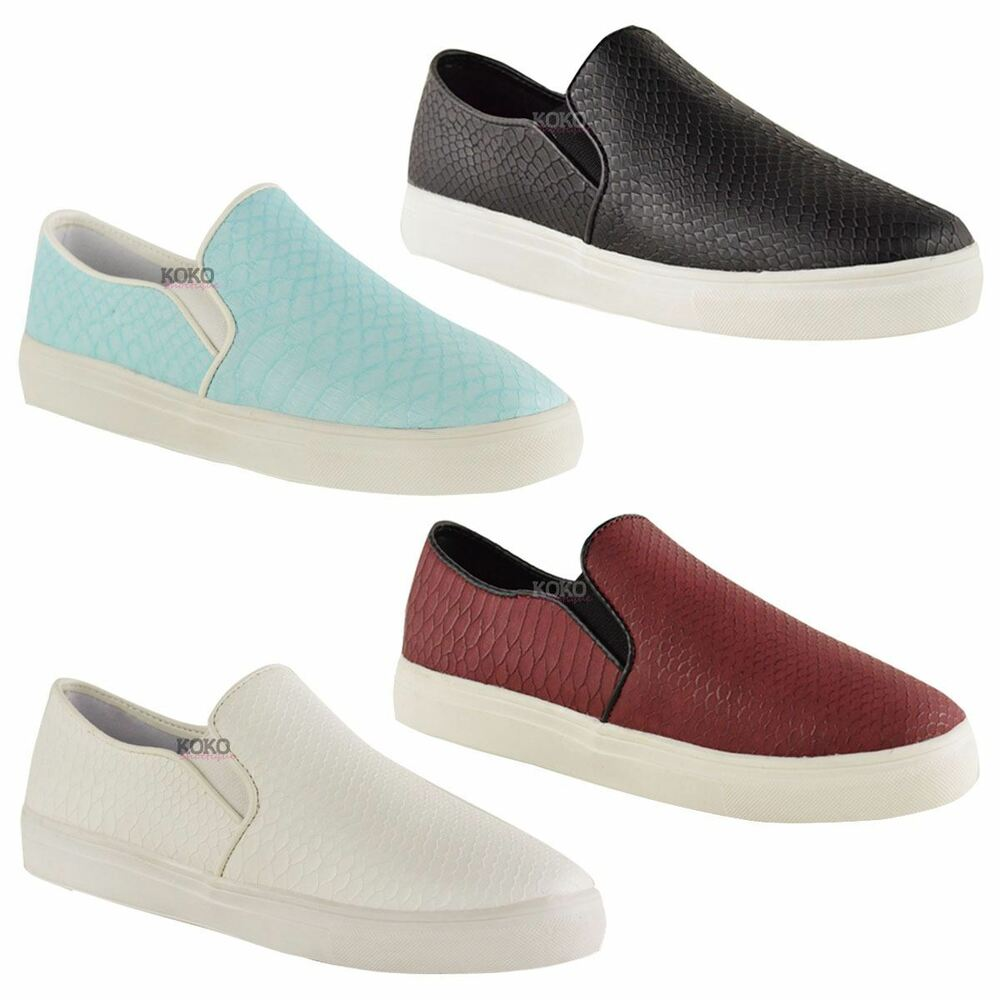 Ladies Casual Slip On Shoes