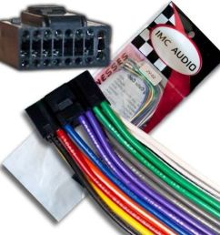 details about wire harness for jvc kw xr610 kwxr610 pay today ships today [ 1000 x 1000 Pixel ]