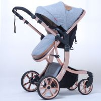 Luxury Pram Newborn Carriage Beyond Foldable Pram Baby ...