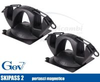 4704 SKI ROOF RACK MAGNETIC GEV SKIPASS 2 FOR 2 PAIRS DI ...