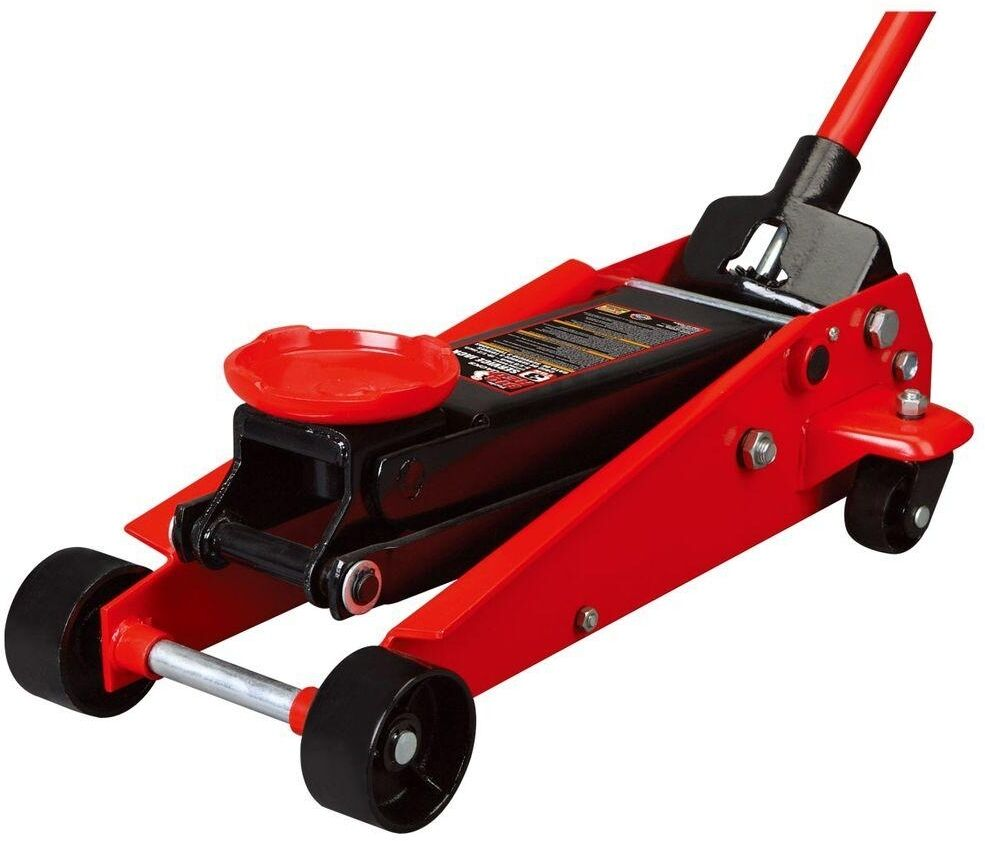 Heavy Duty Truck Auto Mechanic 3 Ton Steel Hydraulic Garage Shop Floor Jack Lift  eBay