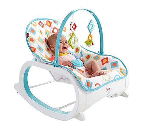 infant bouncy chair slipper ikea rocker seat bouncer swing vibrating to toddler fisher price new toy | ebay