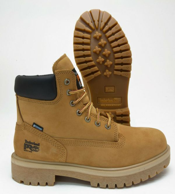 Timberland Pro Direct Attach Anti Fatigue Eh Slip