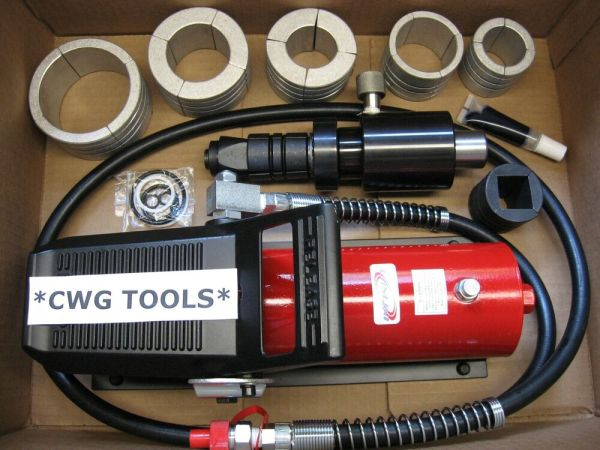 Hydraulic Tail Pipe Expander - Year of Clean Water