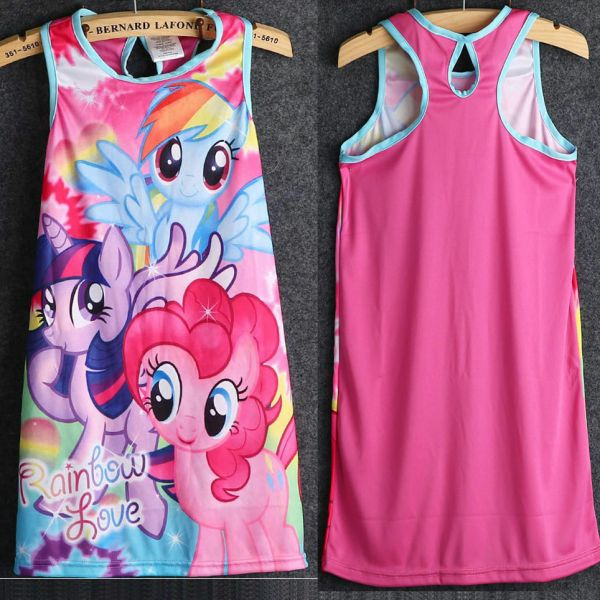 My Little Pony Clothing for Girls