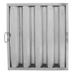 Kitchen Hood Filters Cabinet Franchise 20 X 2 Stainless Steel Commercial Exhaust Details About Filter