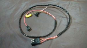 70 Ford Mustang Mercury Cougar Engine Gauge Feed wiring harness 351 Cleveland | eBay