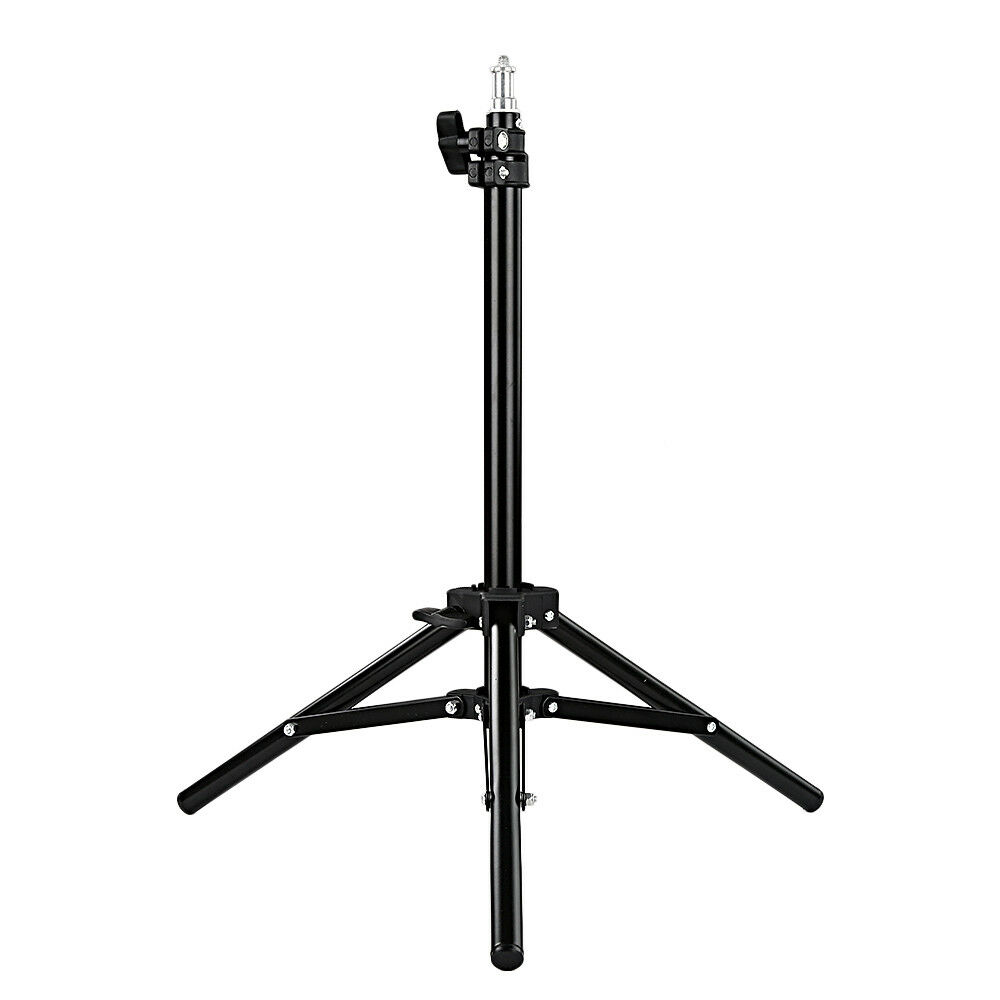 Foldable Studio Photography Flash Light Stand Support