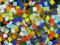 1600 Vitreous Glass Mosaic Tiles for Arts & Crafts 10mm | eBay