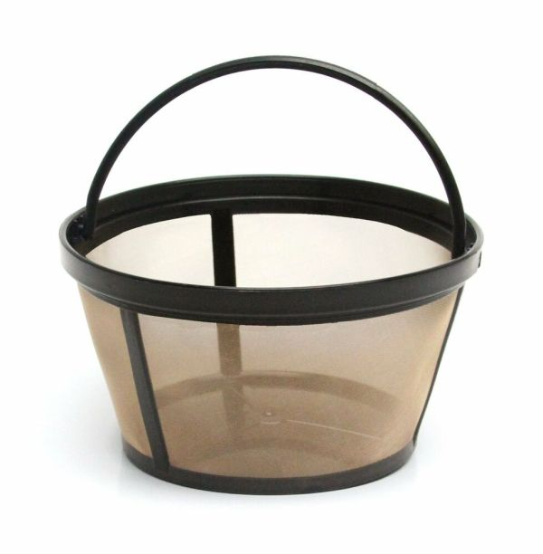 4Cup Basket Style Permanent Coffee Filter for Mr Coffee