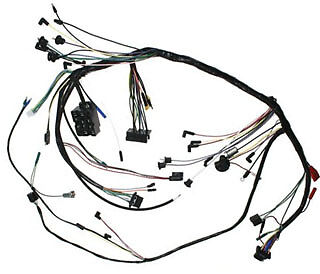 66 mustang engine wiring harness auto electrical wiring diagram Falfa's 55 Chevy related with 66 mustang engine wiring harness