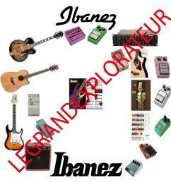 details about ultimate ibanez operation service manual schematics catalog 500 manuals on dvd [ 1000 x 1000 Pixel ]