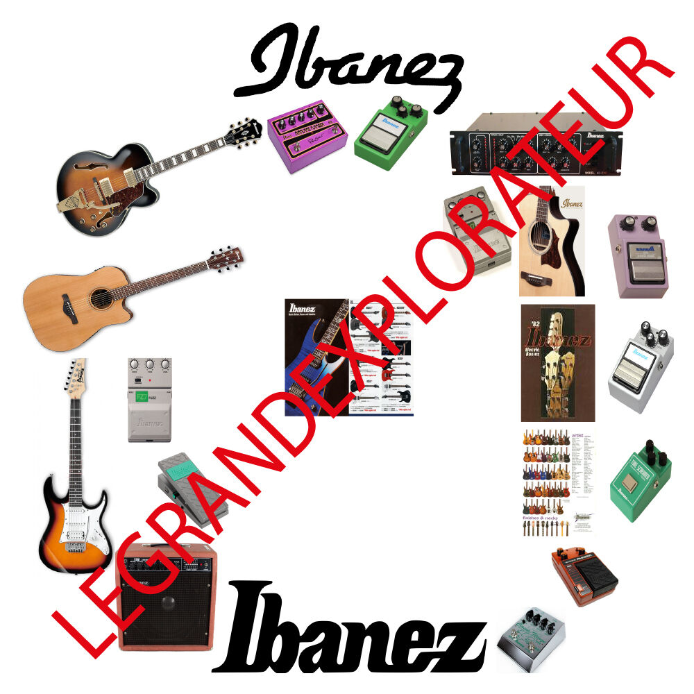 hight resolution of details about ultimate ibanez operation service manual schematics catalog 500 manuals on dvd