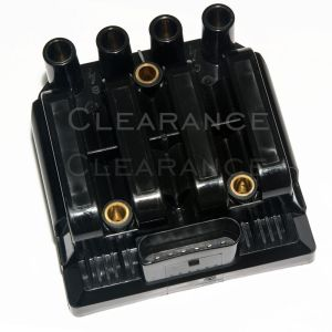 New Ignition Coil Pack For Volkswagen Jetta Golf Beetle L4