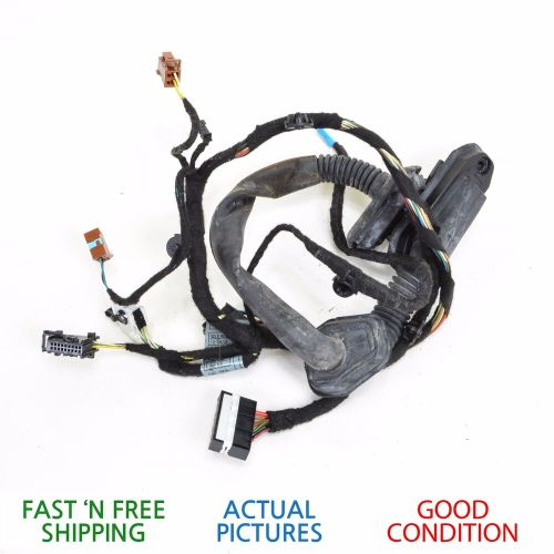 small resolution of details about 2002 2005 bmw 745i e65 rear right side door wire wiring harness oem
