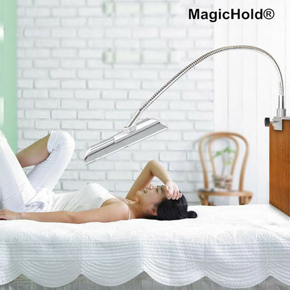 360 turning Bed Tablet Mount Holder Stand fr iPad,iPad