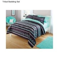 Girl's Teen Kid's Tribal Twin Size Comforter Set Bedding ...
