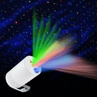 Indoor and Outdoor Starry Laser Light Projector Bluetooth ...