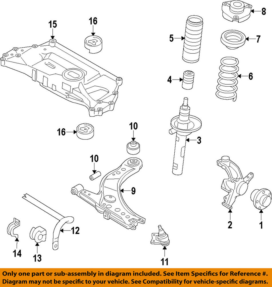 hight resolution of 2007 volkswagen jetta front suspension and coil spring parts diagram jetta front suspension and coil spring parts diagram car parts
