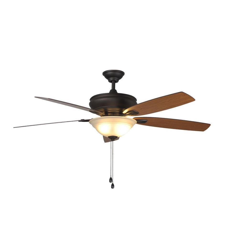 Trafton 60 In Oilrubbed Bronze Ceiling Fan Replacement