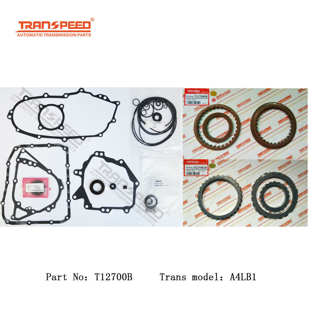 hight resolution of details about a4lb1 auto transmission repair master kit t12700b for daihatsu toyota gearbox