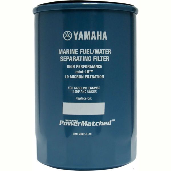 fuel water separator filter 10 micron 2-4 stroke yamaha outboard engine  marine