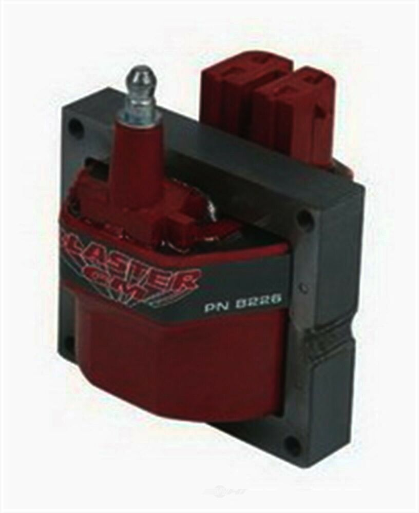 medium resolution of ignition coil high performance msd 8226 ebay msd coil with ballast resistor wiring diagram detalles acerca