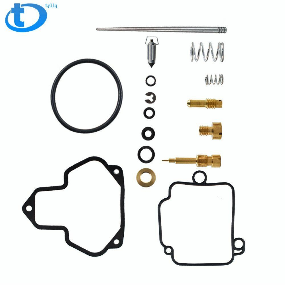 Yamaha Big Bear 350 YFM350FW Carburetor 89-97 Carb Rebuild