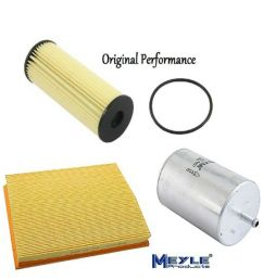 tune up kit air oil fuel filters for mercedes benz slk230 1998 2000  [ 1000 x 1000 Pixel ]