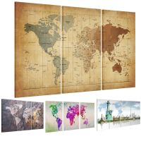 US Framed Ready To Hang Canvas Print Picture Wall Art ...