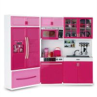 Kids Large Kitchen Playset Girls&Boys Pretend Cooking Toy