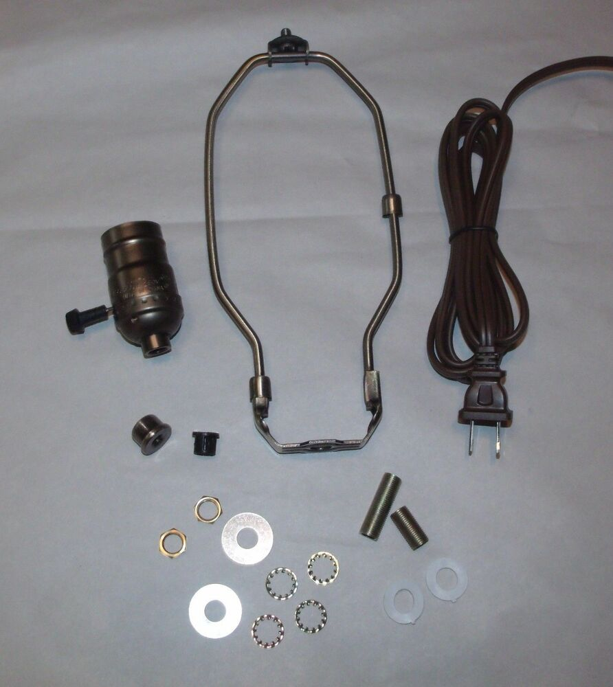 Lamp Rewiring Kit Lamp Wiring Kit
