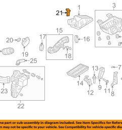 honda oem 07 11 element mass air flow sensor 37980rta003 ebay its honda s flow diagram not their engine diagram [ 1000 x 798 Pixel ]
