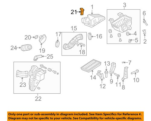 small resolution of honda oem 07 11 element mass air flow sensor 37980rta003 ebay its honda s flow diagram not their engine diagram