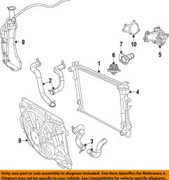 details about vw volkswagen oem 09 10 routan engine coolant thermostat housing 7b0121121 [ 922 x 1000 Pixel ]