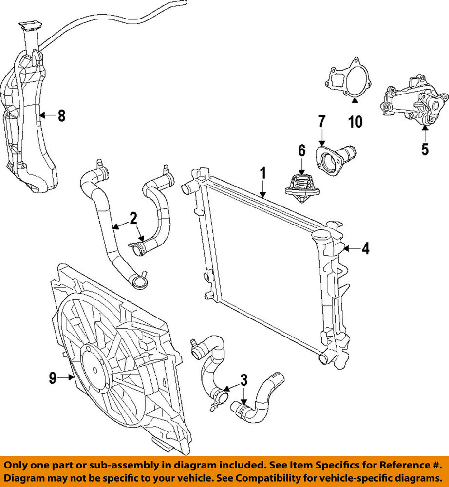 hight resolution of details about vw volkswagen oem 09 10 routan engine coolant thermostat housing 7b0121121