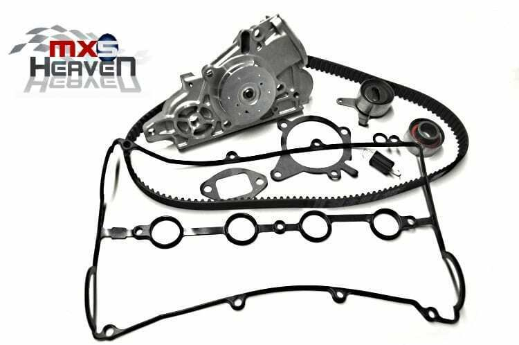 Mazda MX5 MK2 1.8 Timing Belt Kit (4 pc), Water Pump & Cam
