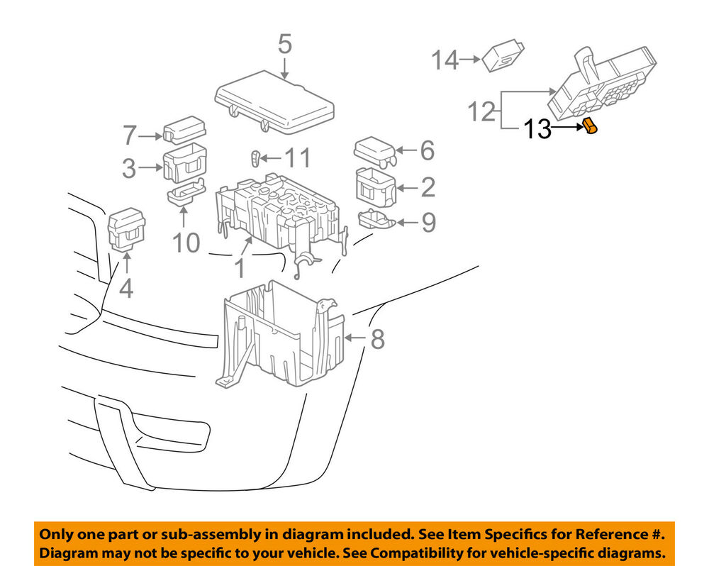 medium resolution of details about toyota oem fuse 9008082024