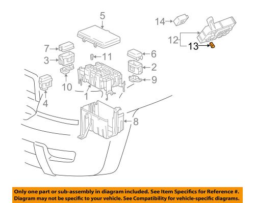 small resolution of details about toyota oem fuse 9008082024