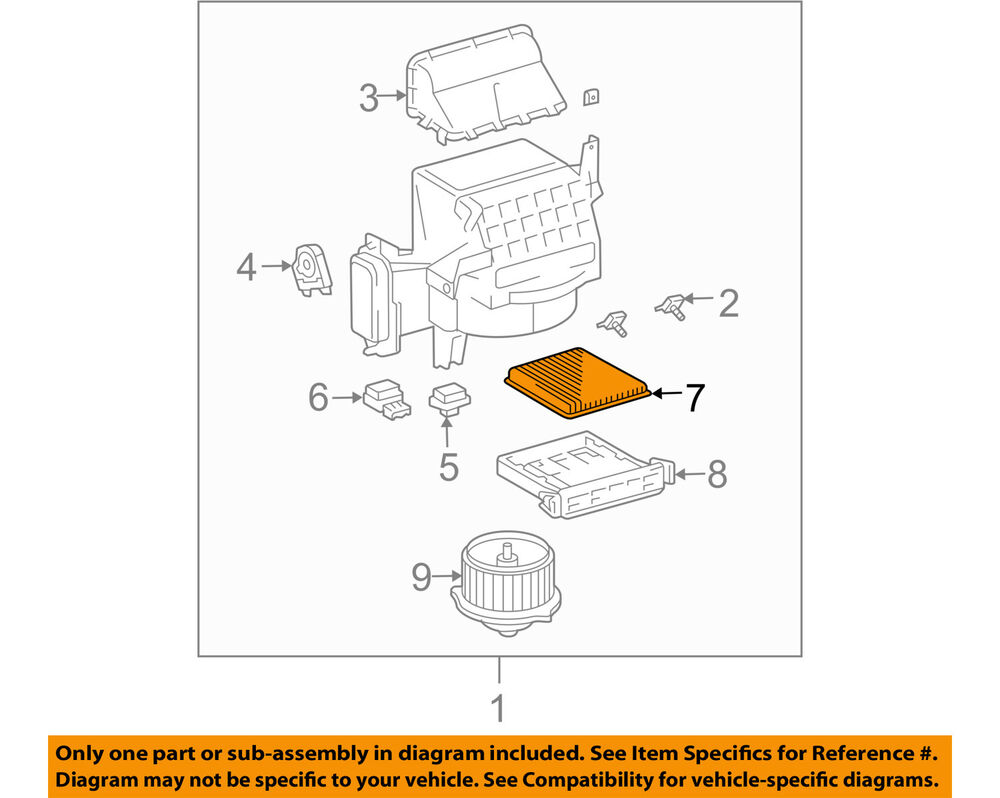 medium resolution of 2006 toyotum solara air cleaner diagram