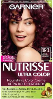 garnier nutrisse ultra color creme