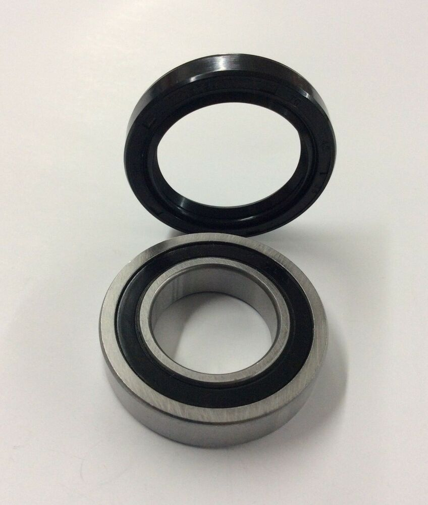 medium resolution of details about honda trx 350 rancher left rear axle wheel hub bearing and seal