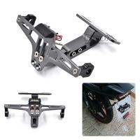 Motorcycle License Number Plate Holder Tail Tidy Bracket ...