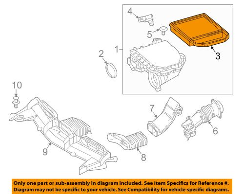 small resolution of details about mercedes mercedes benz oem e400 engine air cleaner filter element 2760940504